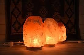 himalayan salt rock light levoit kana himalayan salt l natural himilian hymalain pink salt ro