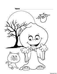 Childrens Halloween Coloring Pages by Http Fastseoguru Com Files Halloween 20silly 20printable