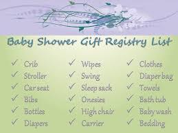wedding gift registry ideas baby shower gift registry ideas best 25 gift registry ideas on