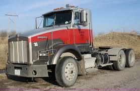 buy kenworth t800 1987 kenworth t800 semi truck item 1750 sold thursday m