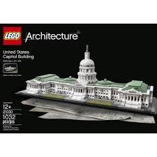 lego architecture united states capitol building 21030 walmart com