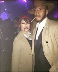 Halloween Costumes Bonnie Clyde Celebs Scary Good Halloween Costumes