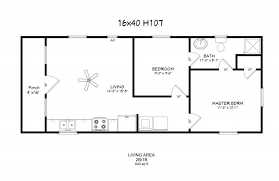 11 best 16 x40 cabin floor plans images on small homes 16 40 house plans beautiful 16 40 cabin floor plans 16 x40 cabin