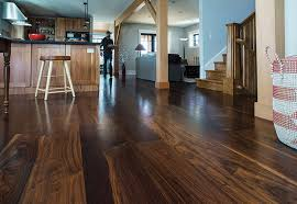 walnut wide plank hardwood flooring ponders hollow custom wood