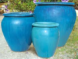 glazed ceramic pots planters awesome large glazed ceramic planters large glazed