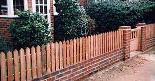 Garden Fencing Ideas Uk Front Garden Fence And Gate Front Garden Fence Height Regulations