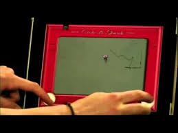 etch a sketch feature on ipad today youtube