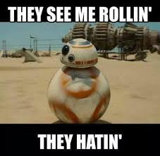 They See Me Rollin They Hatin Meme - the comic alchemist on twitter they see me rollin they hatin
