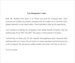 exle resignation letter simple resignation letters exles a