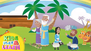 sunday beginners bible for kids noah and the flood