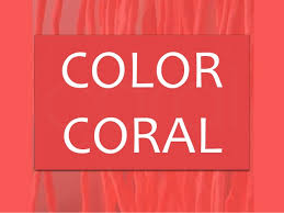coral color the color coral color coral pink tombow irojiten colored pencil