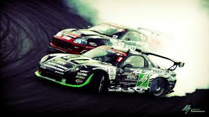 tuner cars wallpaper smoke mazda drift tuning toyota racing cars racing cars