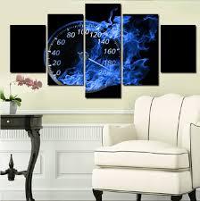 Living Room Art Paintings Online Get Cheap Flames Art Aliexpress Com Alibaba Group