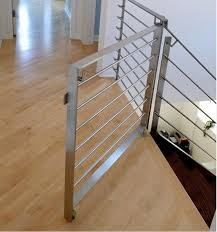 Child Gates For Stairs With Banisters Custom Stairway Gates