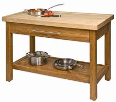 island table with storage john boos kitchen work table best of unfinished teak wood kitchen