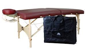 oakworks portable massage table www massagestore com incredible massage tables pinterest