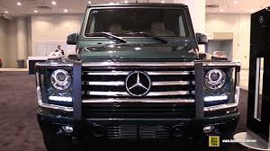 mercedes g class interior 2016 2015 mercedes benz g class g550 exterior and interior walkaround