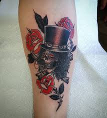 slash gnr by matthew mclaughlin gastown tattoo parlour vancouver