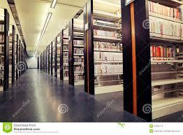library bookshelf editorial photography image 47682112