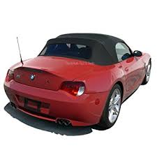 bmw z4 convertable amazon com bmw z4 convertible top with heated glass window