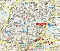 Fau Map Accommodation Psychology U0026 Law Conference Nuremberg 4 7 August 2015
