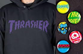thrasher magazine new products spring 2009