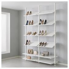 elvarli shoe cabinet white 175x51x222 350 cm ikea hallway