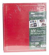 Magnetic Album Pioneer Lm100 Magnetic Photo Album 100 Page Green Ebay