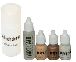Professional Airbrush Makeup System Art Of Air Dark Complexion Professional Airbrush Cosmetic Makeup