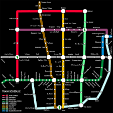 Toronto Subway Map by Defend The Ttc From Killer Snakes In New Board Game
