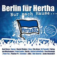 Haus E Berlin Für Hertha Mcd Nur Nach Hause Zett Records Online Shop
