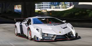 Lamborghini Veneno Lp750 4 Add On Oiv Gta5 Mods Com