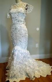 paper wedding dress the amazing 12th annual toilet paper wedding dress contest the