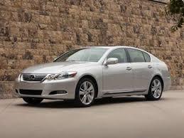 lexus gs 350 mpg top 5 fuel efficient luxury cars for 2010 autobytel com