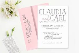 and white wedding invitations modern simple wedding invitations mywedding