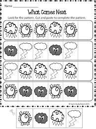 pattern math worksheets preschool lovely counting pattern worksheets images math worksheets