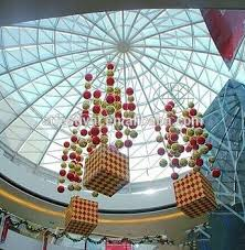 hanging christmas decorations best 25 christmas ceiling