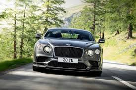 bentley gt3r brakes 2017 bentley continental supersports is fastest accelerating