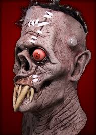 gruesome halloween mask grim nation masks costumes and