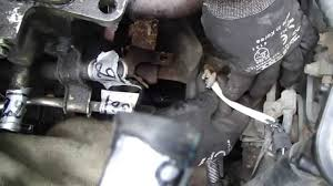 toyota corolla oxygen sensor how to replace toyota corolla vvt i engine project part 34 52