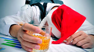 boozing at the office holiday party use our tips take our survey