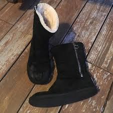 zipper ugg boots sale 83 ugg other rainbow zipper ugg boots 4 s 6
