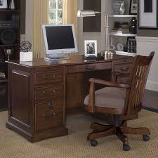Office Depot Computer Desk Riverside Cantata Executive L Shaped Computer Desk Hayneedle