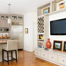 tv in kitchen ideas tv on kitchen wall tv wall units kitchen modern with none