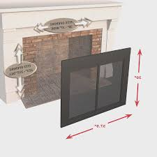 fireplace creative fireplace glass gasket home design great