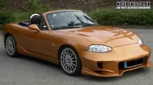 mazda worldwide mazda mx5 99 on body kits sports bumpers fenders wings skirts