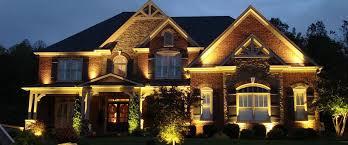 Landscape Lighting Atlanta - home accent lighting company nightvision outdoor lighting