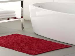 Burgundy Bathroom Rugs Innovative Astonishing Red Bathroom Rug Set Best 25 Burgundy