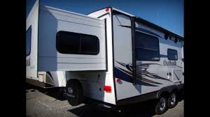 2014 keystone outback 230rs toy hauler travel trailer rv for sale