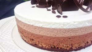 3 recette cuisine entremet 3 chocolats les gourmandises de némo